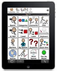 Proloquo2go App