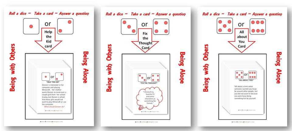 Social Skills Awareness - game to support isolation