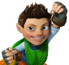 Tree Fu Tom- CBeebies